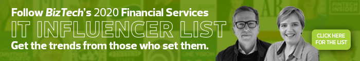 financial services it influencers