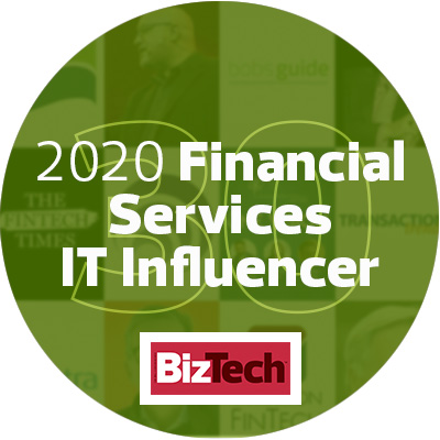 Financial Services IT Influencer List