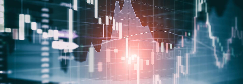 Financial Tech bar graph