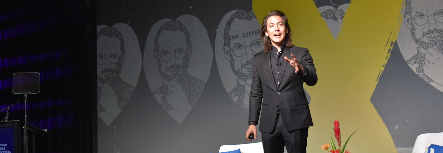 Futurist and author Mike Walsh