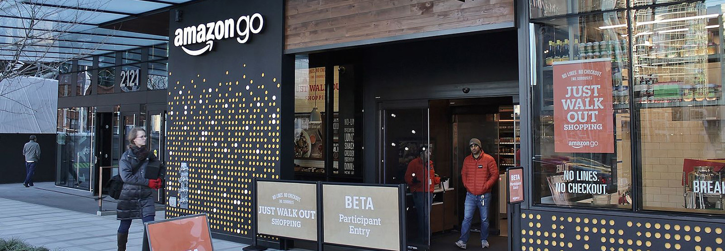 Amazon Go store in Seatte