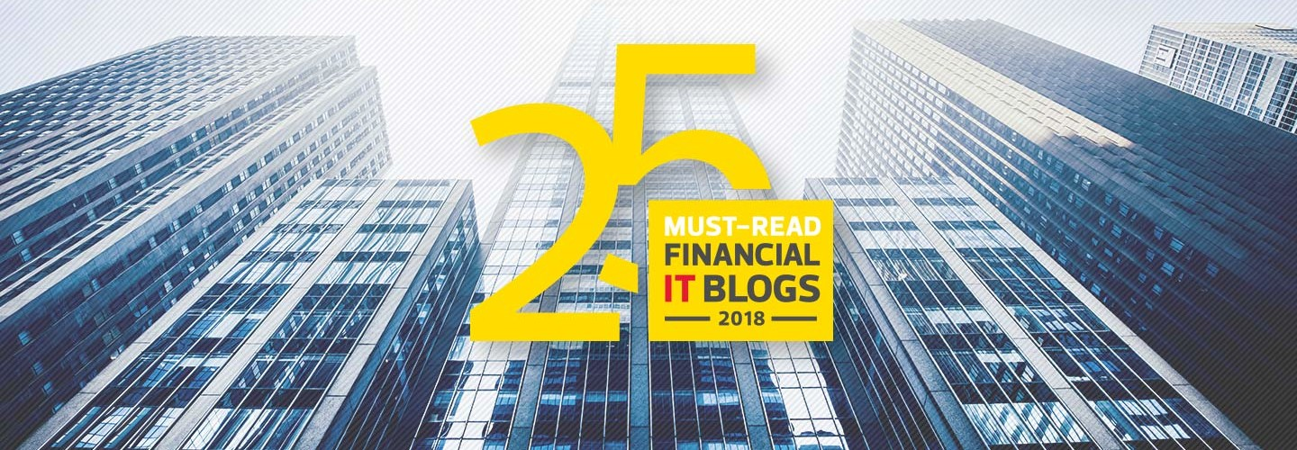 25 Must-Read Financial IT blogs