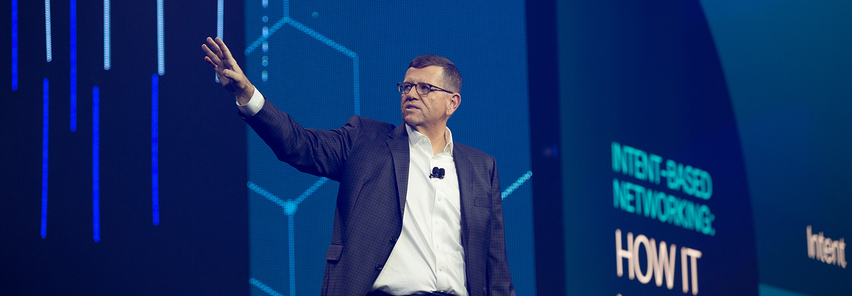 David Goeckeler of Cisco discusses intent-based networking