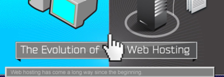 A History of Web Hosting [Infographic] | BizTech Magazine