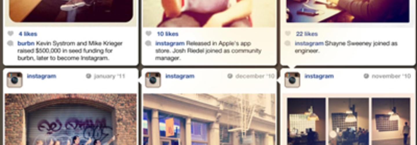 How the Instagram Cinderella Story Came Together [Infographic]