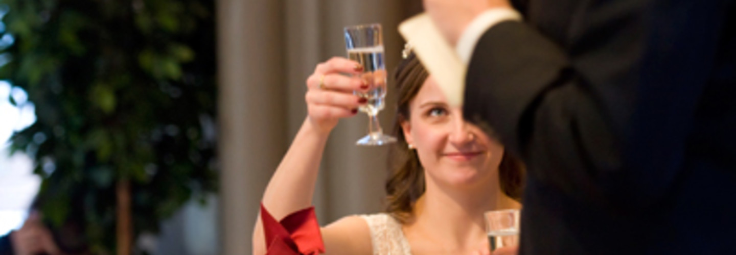 This Wedding Toast Was Brought to You by the Cloud