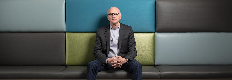 Standard Textile CEO Gary Heiman
