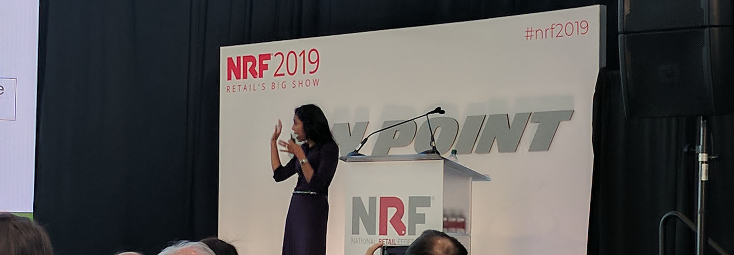 NRF 2019: What's Hot in Retail Innovation for 2019 | BizTech