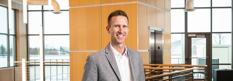 Adam Martin, CIO, American Structurepoint