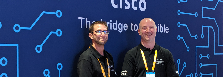 Cisco Networking Academy Dream Team