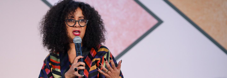 Christiane Pendarvis, senior vice president for e-commerce, FULLBEAUTY