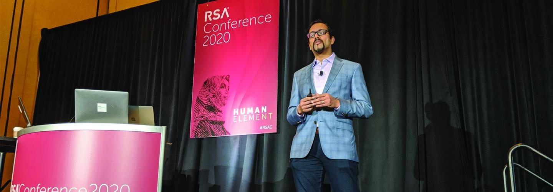 Vijay Balasubramaniyan RSA 2020