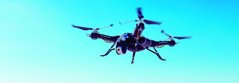 utilities drones