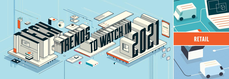 2021 retail tech trends