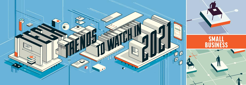 SMB tech trends 2021