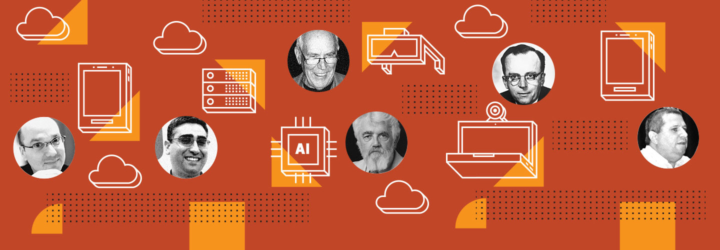 The Fathers of Modern Technology