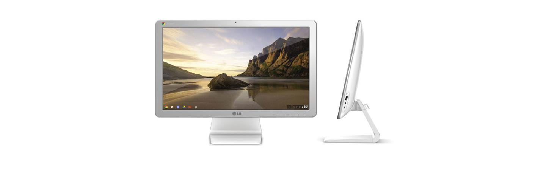 LG Chromebase Makes All-in-One Capability Look Good