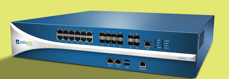 Palo Alto Networks' PA-5020