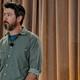 Brett Uyeshiro, Pandora's vice president of platform services, speaking at Google Cloud Next '19