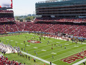 Lev's STadium for a 49ers game