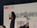 Sucharita Kodali, vice president and principal analyst at Forrester Research presenting at NRF 2019: Retail's Big Show in New York City on Sunday, Jan. 13.