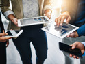 Organizations are tapping into external resources to support their growing number of laptops, phones and other portable devices.