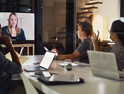 Modern meeting via video