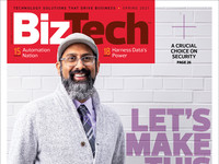 BizTech 2021 Spring Cover