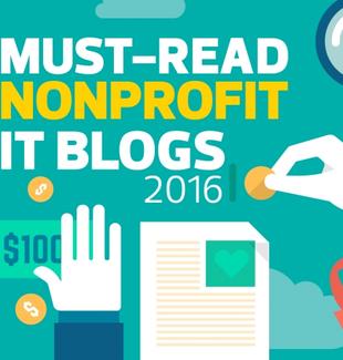 25 Must-Read Nonprofit IT Blogs 2016