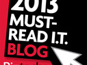 50 Must-Read IT Blogs 2013