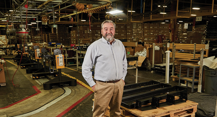 Briggs & Stratton IT Director Norm Mackensen