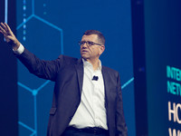 David Goeckeler of Cisco discusses intent-based networking