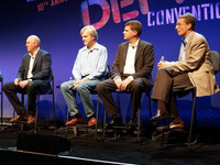 VMworld 2013: Marc Andreessen and Pat Gelsinger's Battle of the Clouds