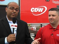 Nathan Coutinho and Ken Snyder CDW