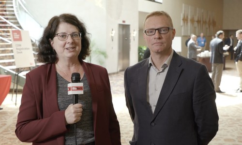 Elizabeth Neus interviews Nigel Moulton of Dell EMC.