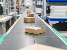 Supply chain in a warehouse