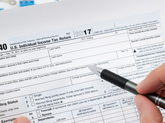 Tax form for 2017