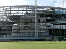 Tottenham Hotspur's new stadium, which will open for the 2018-2019 Premier League season