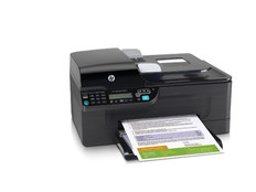 Review: HP Officejet 4500 Wireless All-in-One Printer