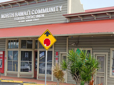 Small credit union in Hawaii