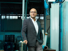 Roysons needed a more traditional approach to storage, says IT Director Vipul Bosmiya.