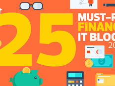 25 Must-Read Financial IT Blogs 2016
