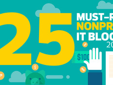 25 Must-Read Nonprofit IT Blogs 2016