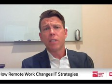 CDW's Jeff Falcon Talks Security for Remote Workers