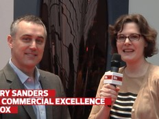 Kerry Sanders SVP Commercial Excellence Xerox NRF 2017