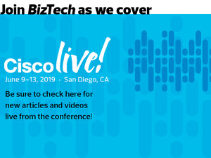 Cisco Live 2019 will be held at the San Diego Convention Center.