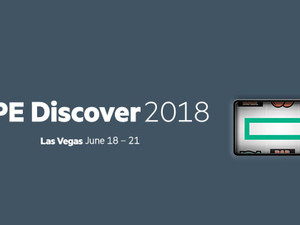 HPE Discover 2018 logo