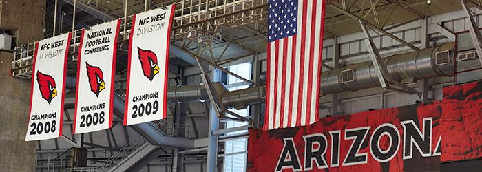 Arizona Cardinals Banners