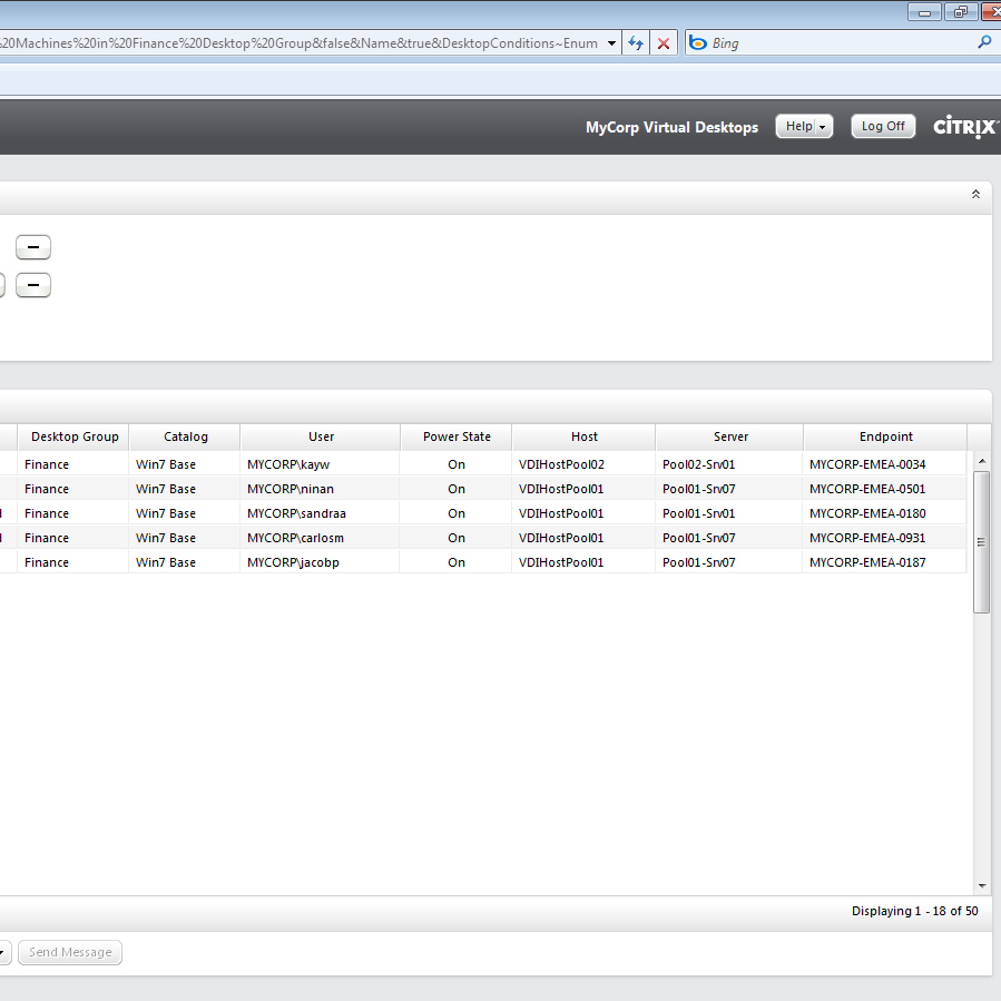 Citrix Xendesktop 5 Express Edition