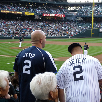 What My Love for the Yankees Taught Me About IT Security
